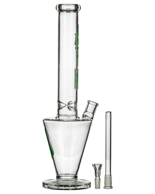 "18"" Upside Down Beaker Bong"