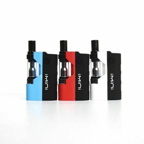 iMini Variable Voltage Vape Pen Battery with Button - GreenWater Supply Co.