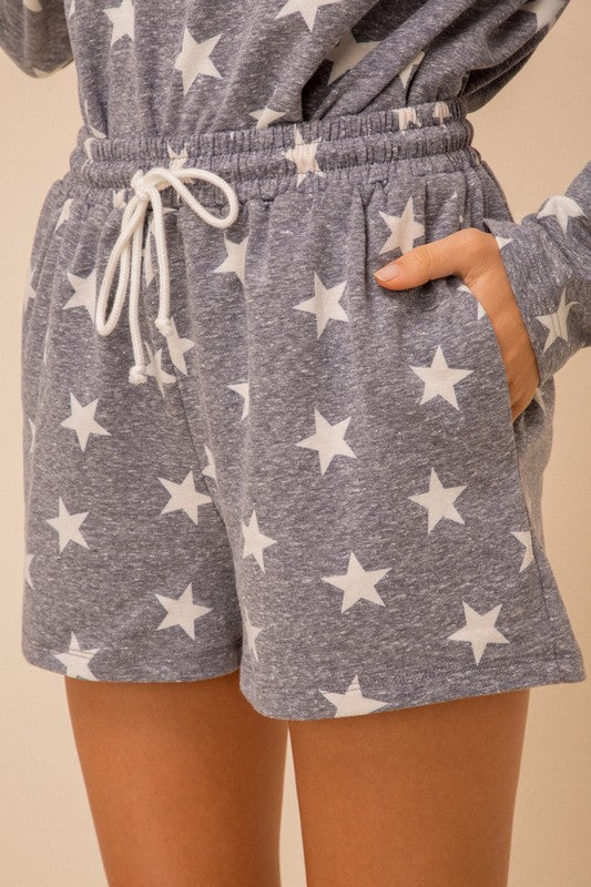 Starlight French Terry Shorts