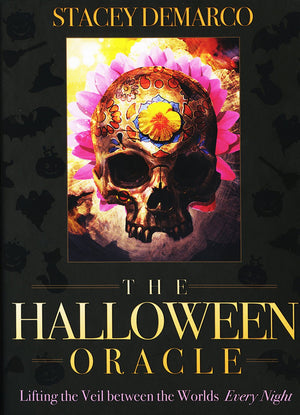 Beyond the Veil Subscription Box - Halloween Oracle Card
