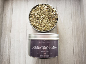 MULLEIN LEAF & FLOWER Loose Tea
