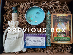 FALL SUBSCRIPTION BOX // LUNAM LOVE