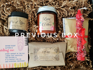The Spring Box - Subscription Box