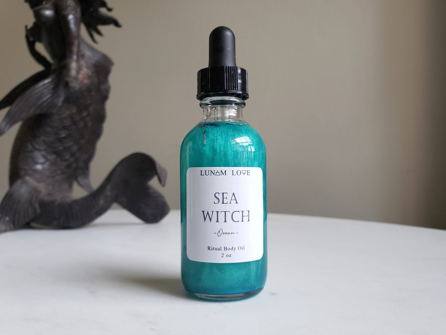 Sea Witch Body Oil