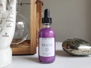 Wealth Body Oil