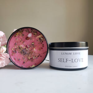 Self Love Candle, Tin