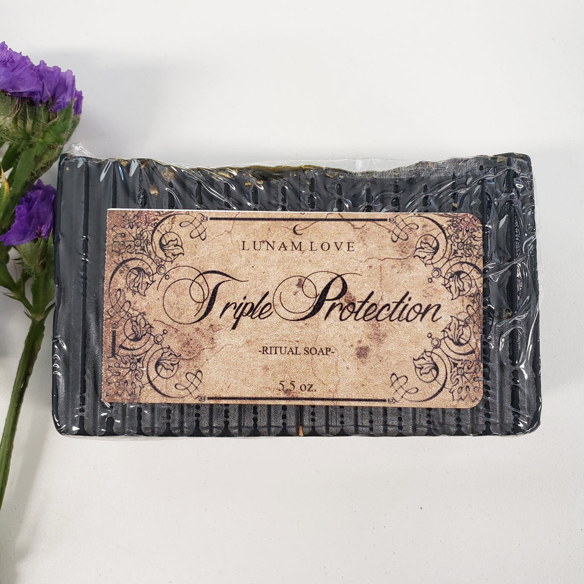 Triple Protection Ritual Soap