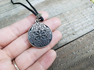 Sigil of Defense Talisman