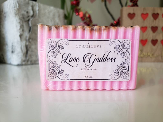 Love Goddess Soap