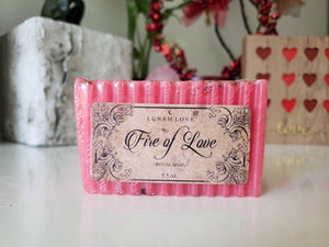 Fire of Love Ritual Soap