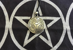 Talisman of Saturn Necklace ~ Made to Order