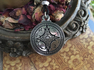 Talisman for Mastering the Magickal Arts ~ Cloaking Talisman ~ Reiki Energy Infused ~ Talisman ~ Made to Order