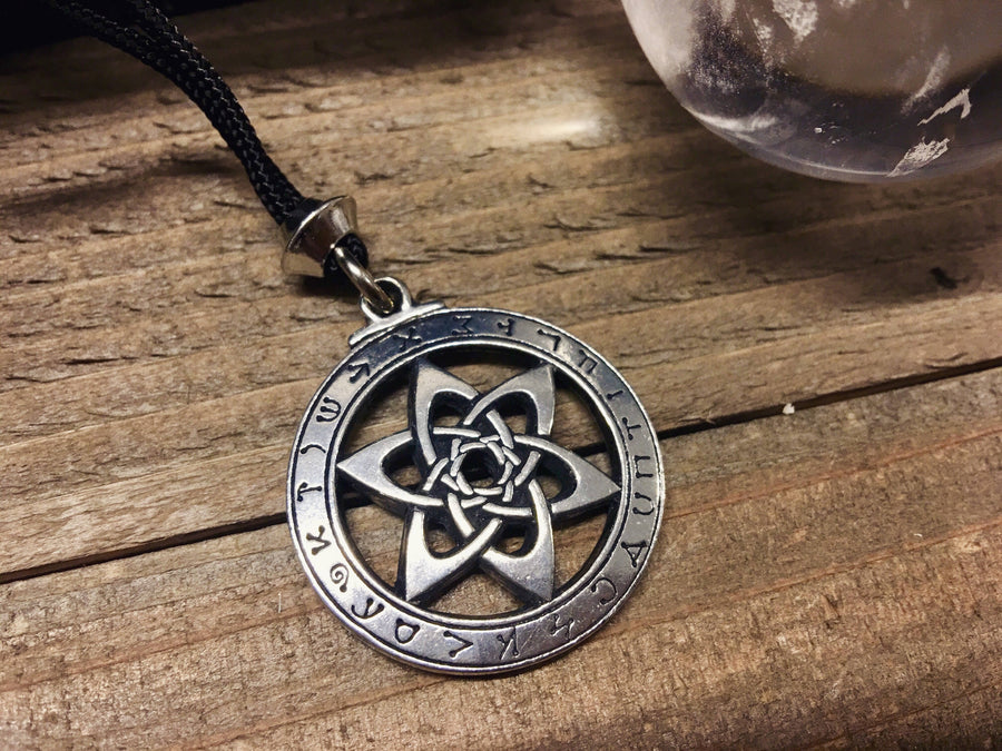 The Astrologer's Star Talisman Necklace ~ Made to Order