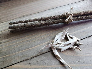 WHITE SAGE Incense Sticks // Ritual // Magick // Witchcraft // Reiki // Premium incense