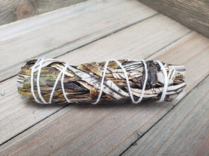 WHITE SAGE and Yerba Santa Smudge Bundle // White Sage  // Cleansing // Clearing // Spiritual // Magick // Witchcraft