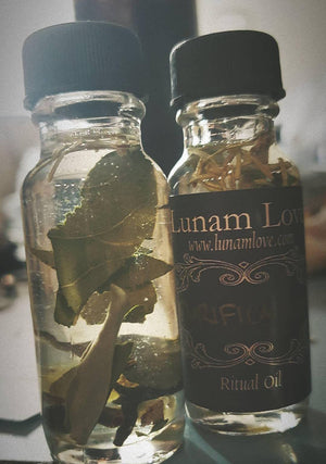 PURIFICATION Ritual Oil // Witchcraft // Witch // Metaphysical // Anointing Oil // Wicca // Pagan // Hoodoo // Conjure