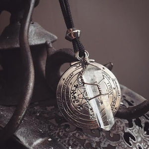 Talisman of the Moon Necklace ~ Made to Order