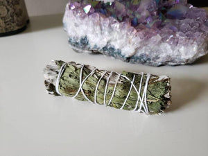 White Sage and Peppermint Bundle