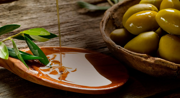 Virgin Olive Oil is Best for Those with Dry Skin to Help Moisturise and Nourish