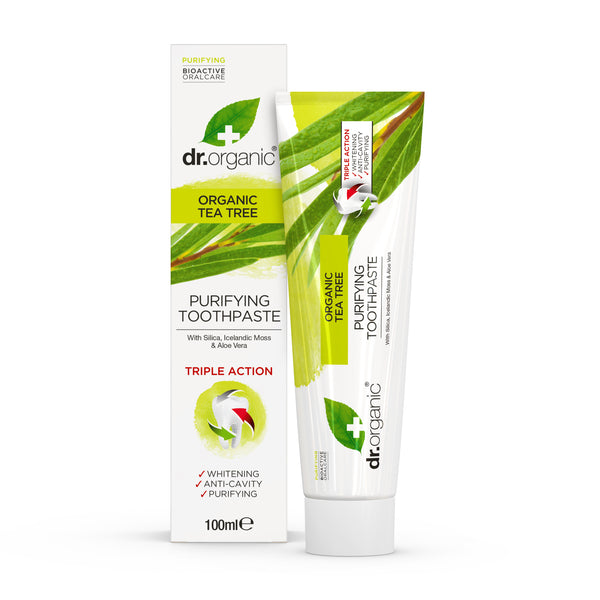 Tea Tree Toothpaste 100ml