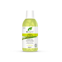 Tea Tree Mouth Wash 500ml