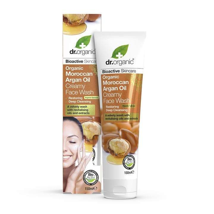 dr-organic-moroccan-argan-oil-creamy-face-wash