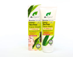 Organic Tea Tree Face Wash