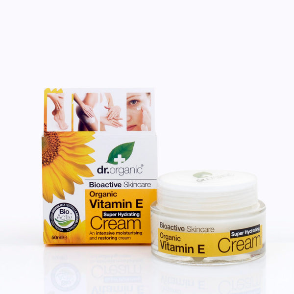 Vitamin E Super Hydrating Cream