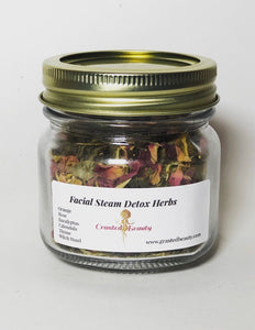 Facial Steam Detox Herbs