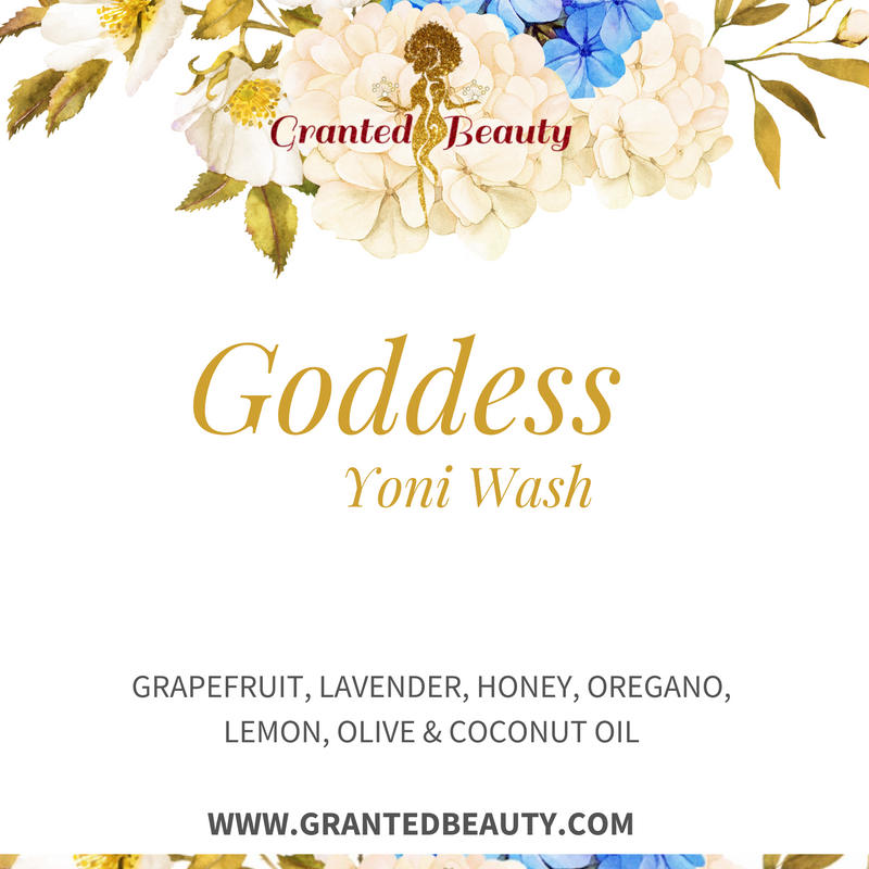 Goddess Yoni Wash