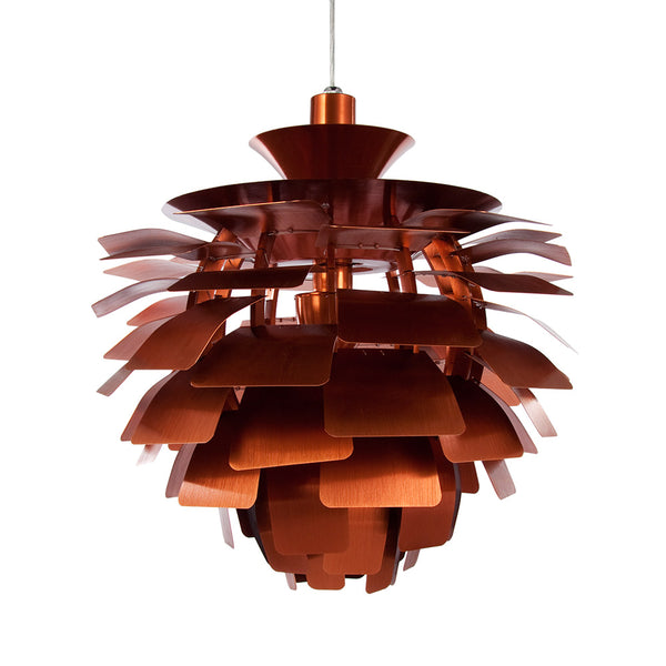 "Henningsen Artichoke Lamp Replica - Small 19"" (5 Color Options)"