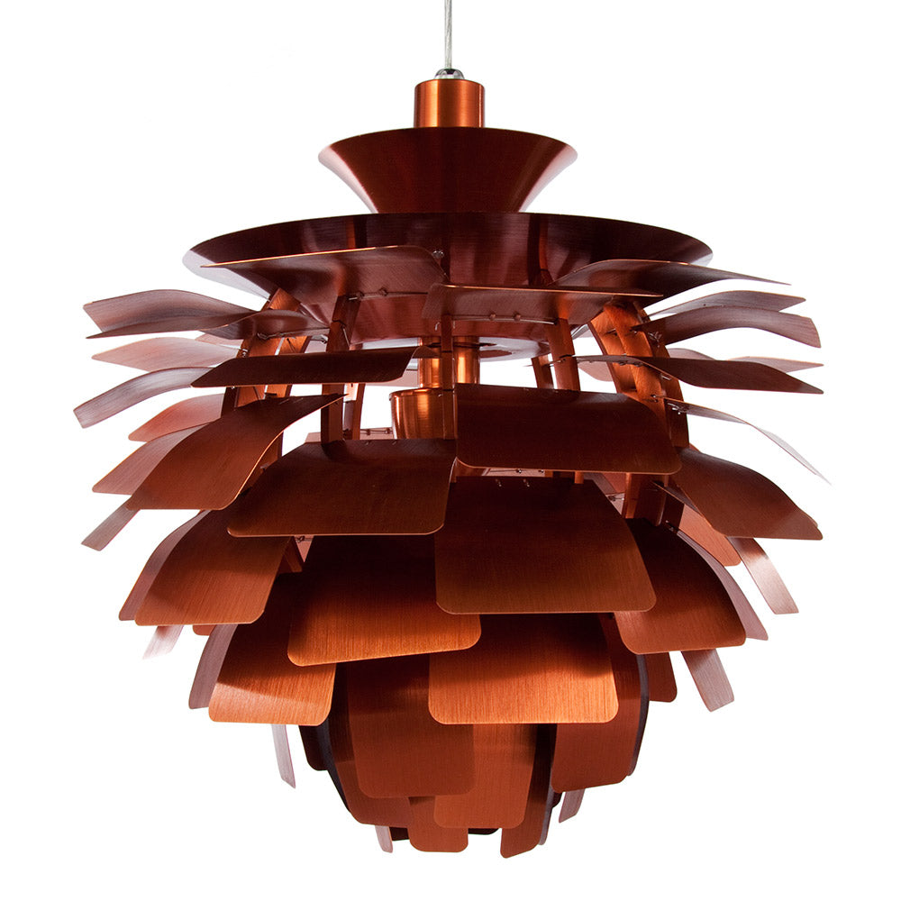 "Henningsen Artichoke Lamp Replica - Medium 23"" (5 Color Options)"