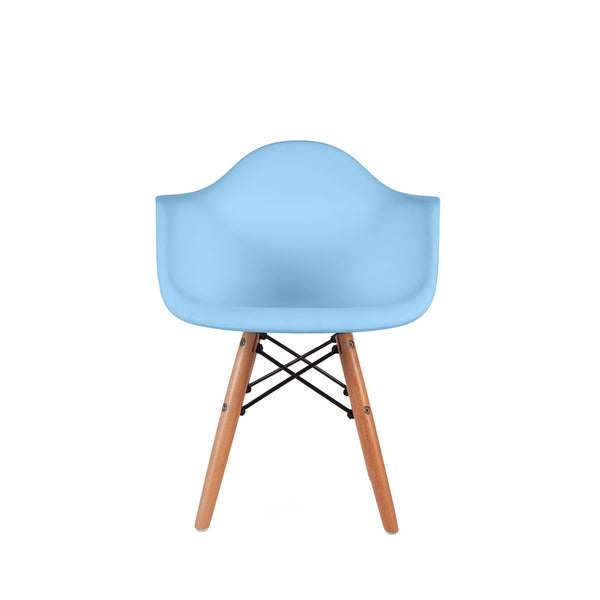 Eames Kids Size DAW Dining Chair Replica - Arm Chair (7 color options)