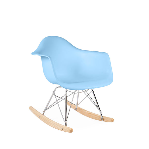 Eames Kids Size RAR Rocking Chair Replica - Arm Chair (6 Color Options)