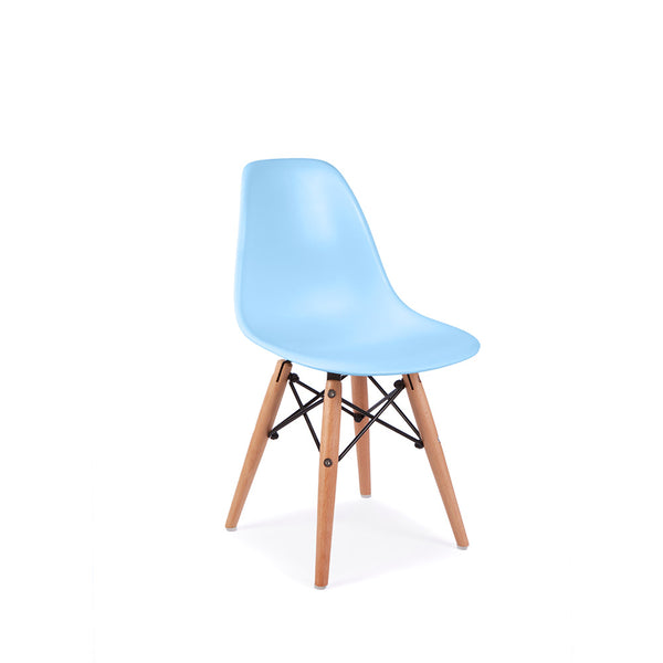 Eames Kids Size DSW Dining Chair Replica - Side Chair (7 color options)
