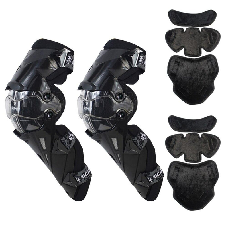 Motorcycle Knee Pad - Coopcentrics
