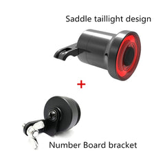 LED Charging Cycling Taillight - Coopcentrics