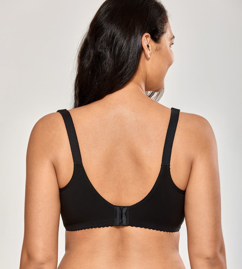 Soft Wirefree Plus Size Nursing Bra