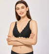Lace Wirefree Nursing Bra