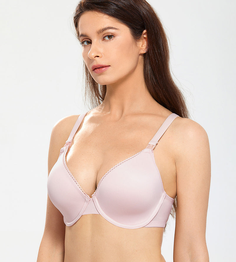 Classic Full Coverage Nursing Bra