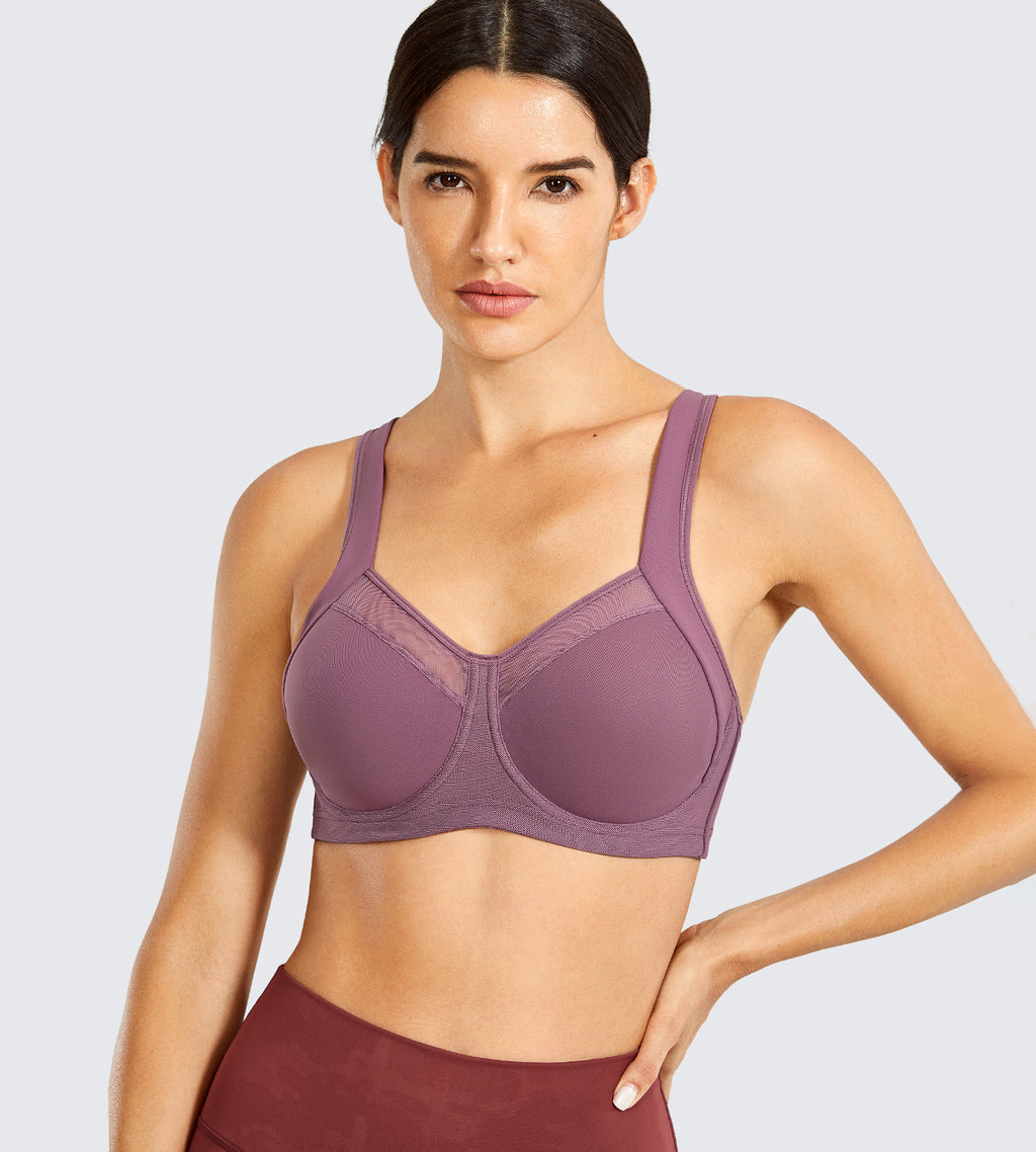 High Impact Underwire Sports Bra