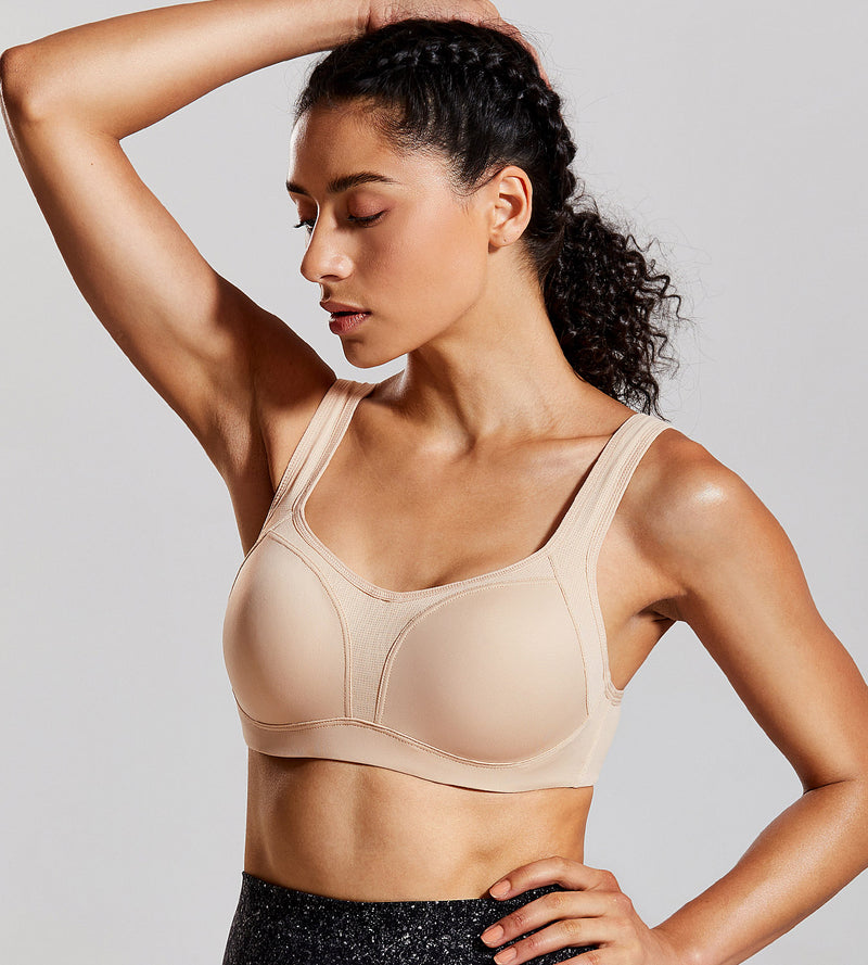 Firm Support Contour Padded Sport Bra