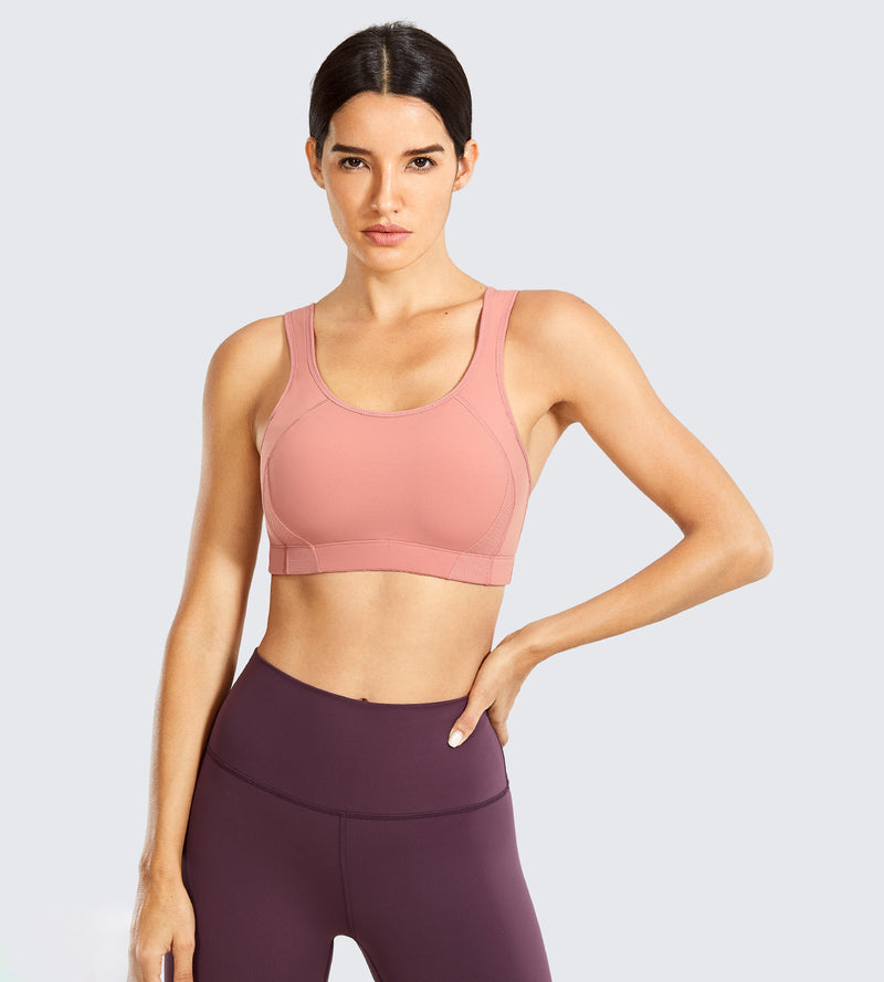 High Impact Shock Control Sports Bra