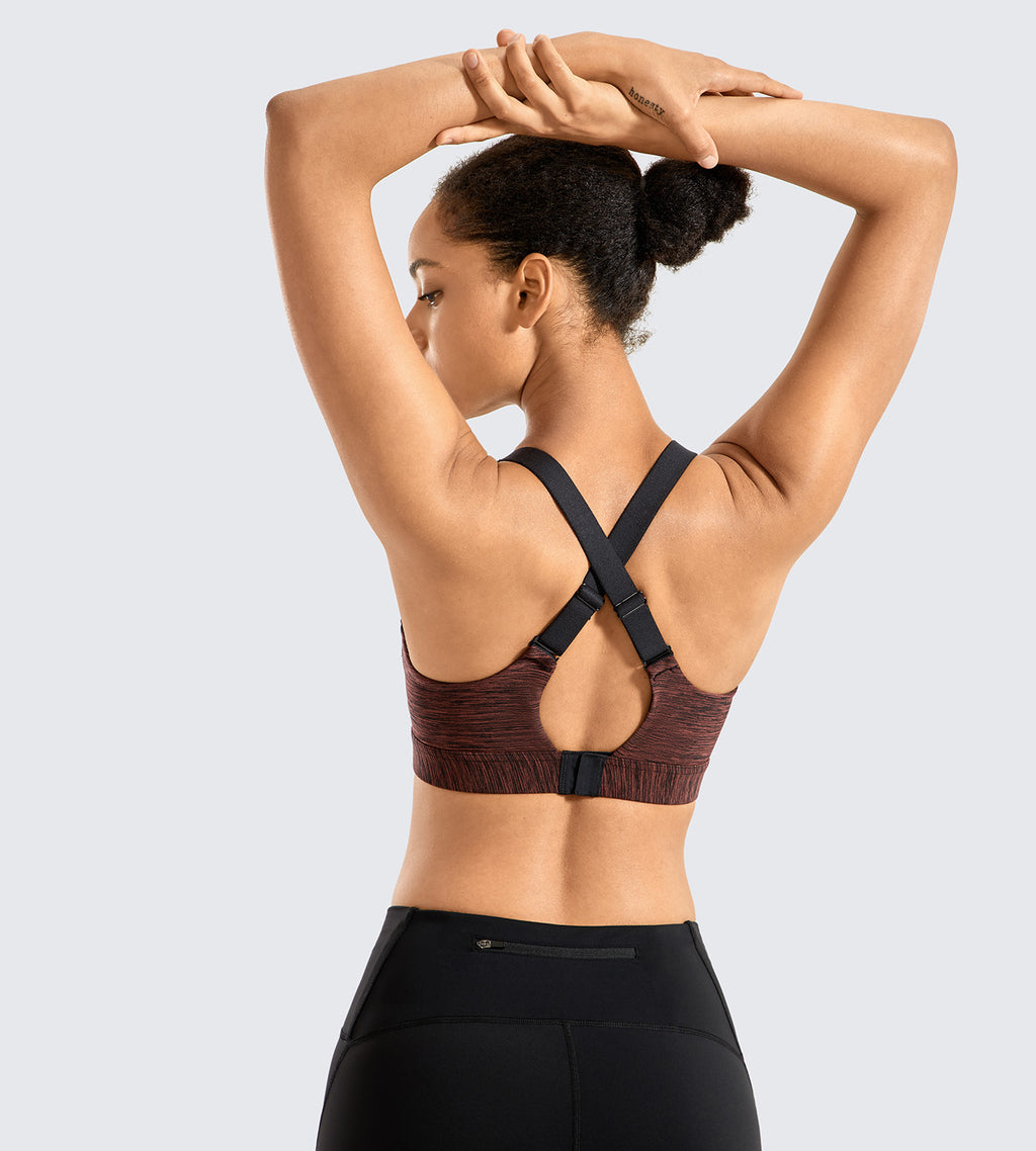 High Impact Padded Sports Bra