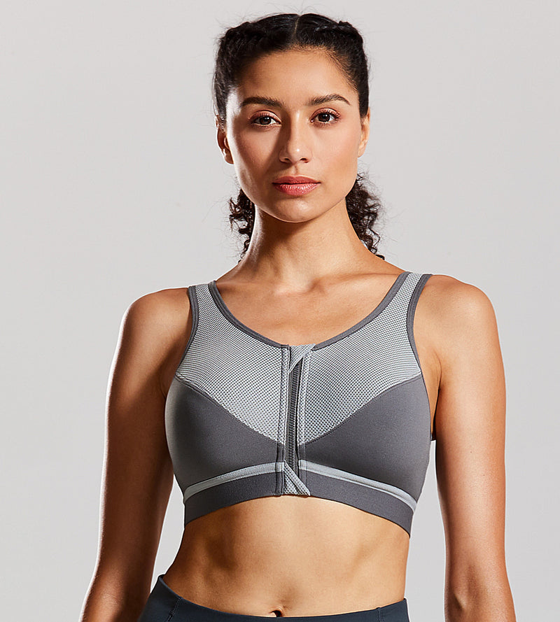 High Impact Cross Back Sports Bra
