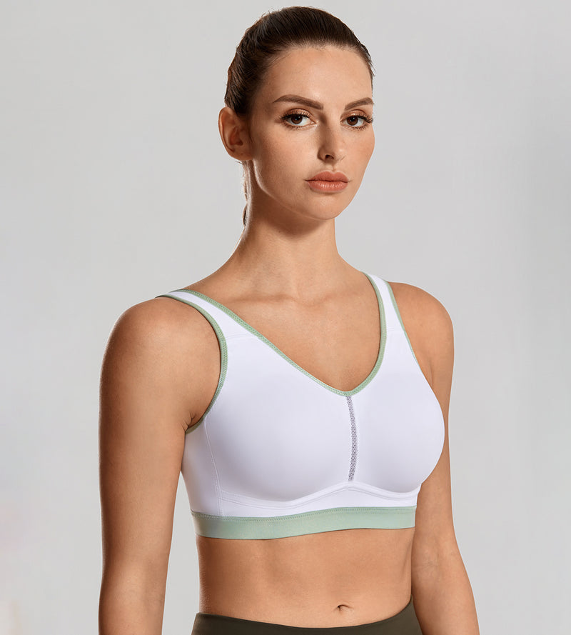 High Impact Wireless Workout Sports Bra