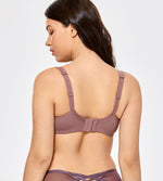 Seamless Full Coverage Balconette Bra