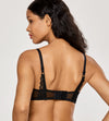 Secret Garden Lace Minimizer Sexy Bra