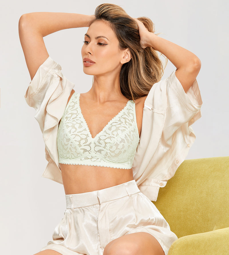 CACTUS Comfort Full Coverage Bralette