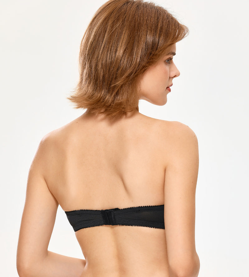 Push Up Padded Strapless Multiway Bra